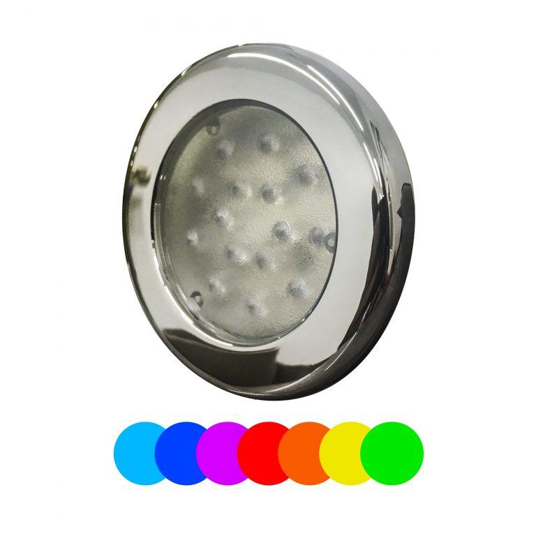 Chromatherapy light