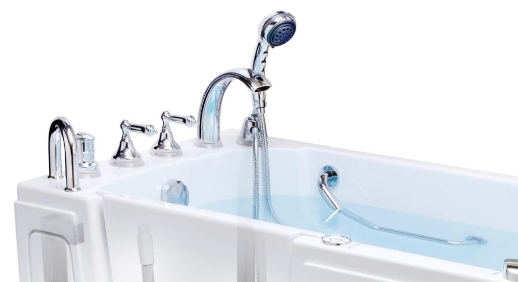 walk in bathtub   walk-in tub