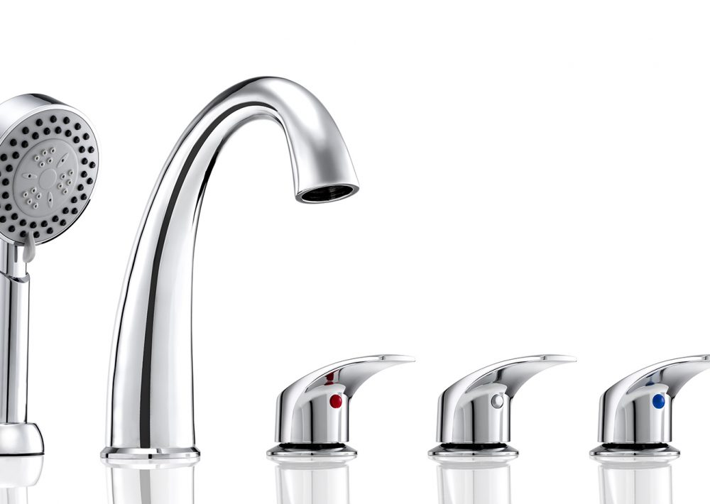Bellevue Faucet cutout white background
